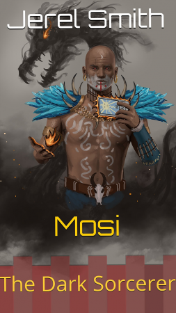 Mosi The Dark Sorcerer